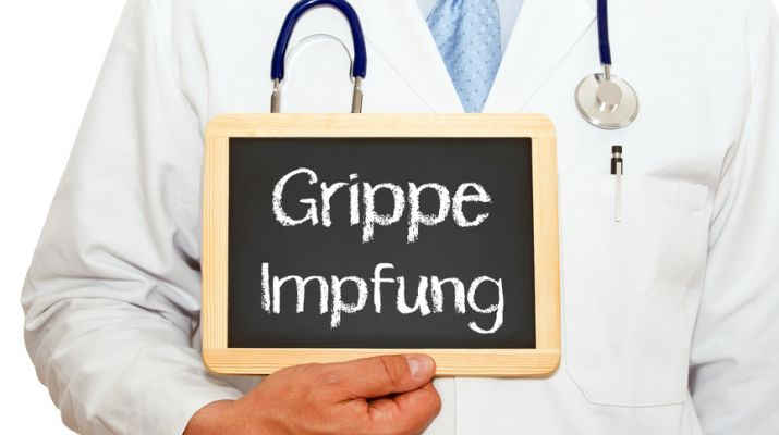 Grippe-Impfung empfehlenswert? |  News 10/2018 |  med-doc24.com